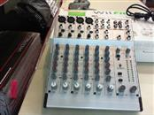 BEHRINGER Mixer EURORACK MX 802A